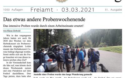 Vereinszeitung 2020